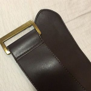 Unique Wide Belt